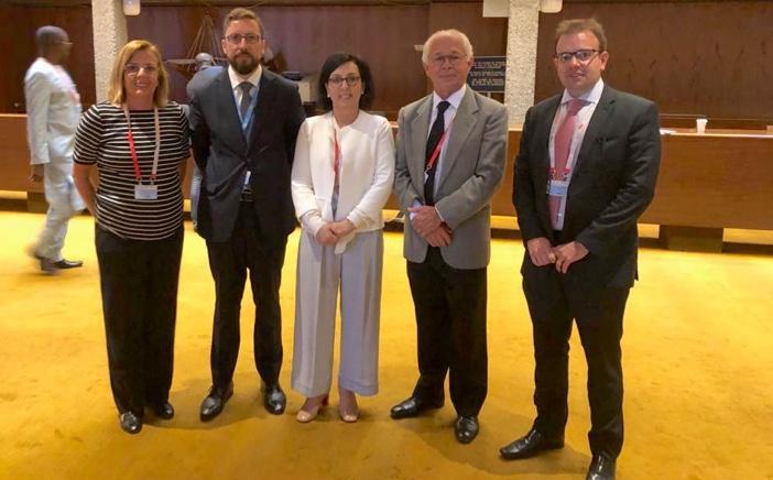 UNICA acompanha conferência da OIT