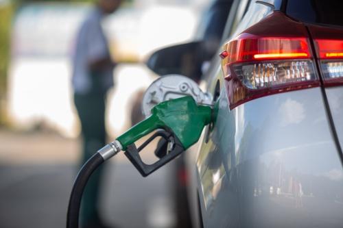 Consumo de combustíveis cresce em julho