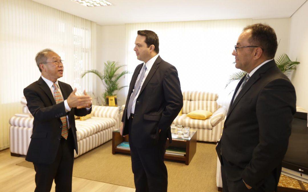 UNICA propõe cooperação com a Tailândia