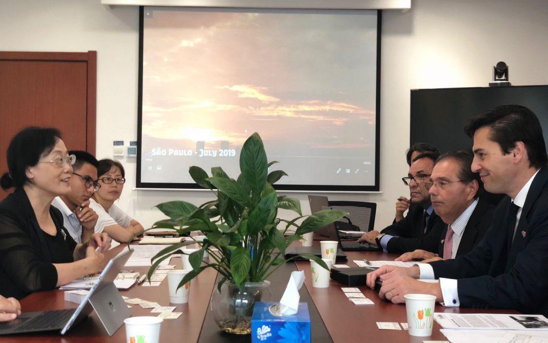 UNICA retorna da China com saldo positivo