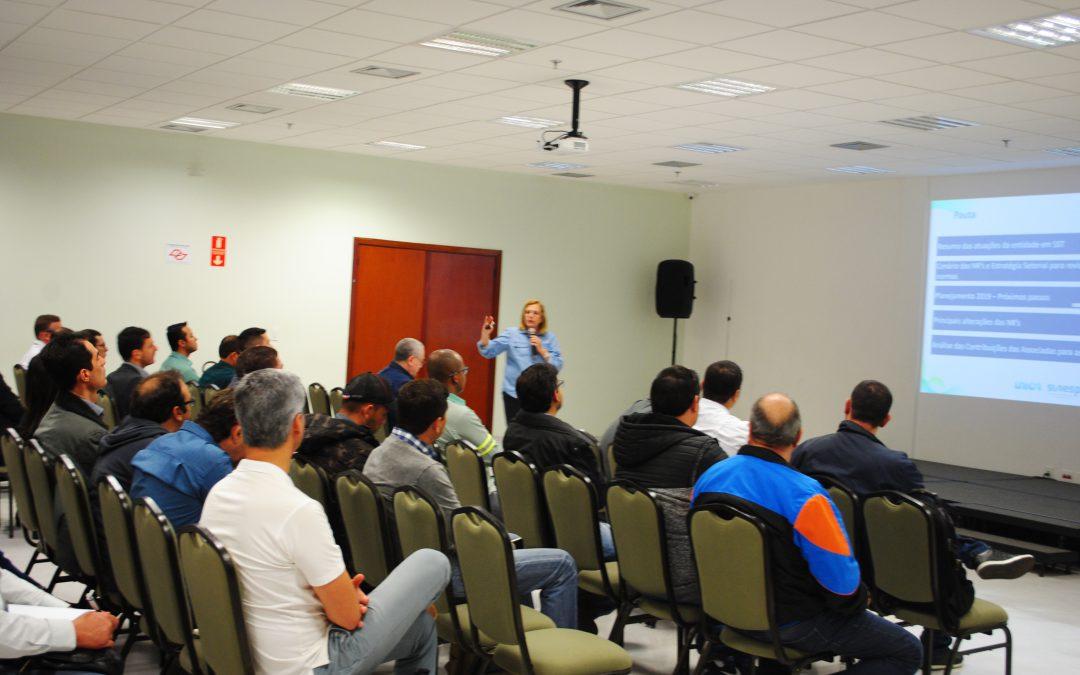 Segurança e Saúde no trabalho são temas de workshop realizado em Campinas