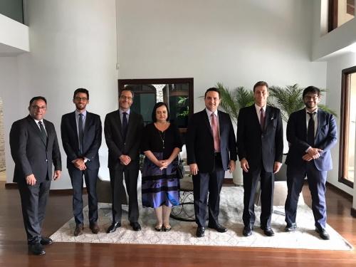 UNICA e Itamaraty discutem promoção do etanol na Ásia