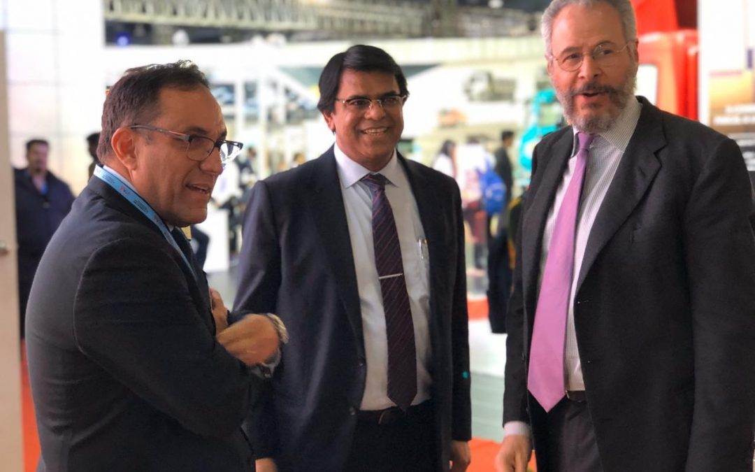 UNICA participa do Salão do Automóvel Indiano