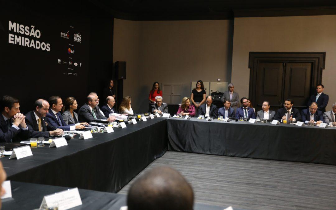 Missão aos Emirados Árabes tem o etanol brasileiro como pauta
