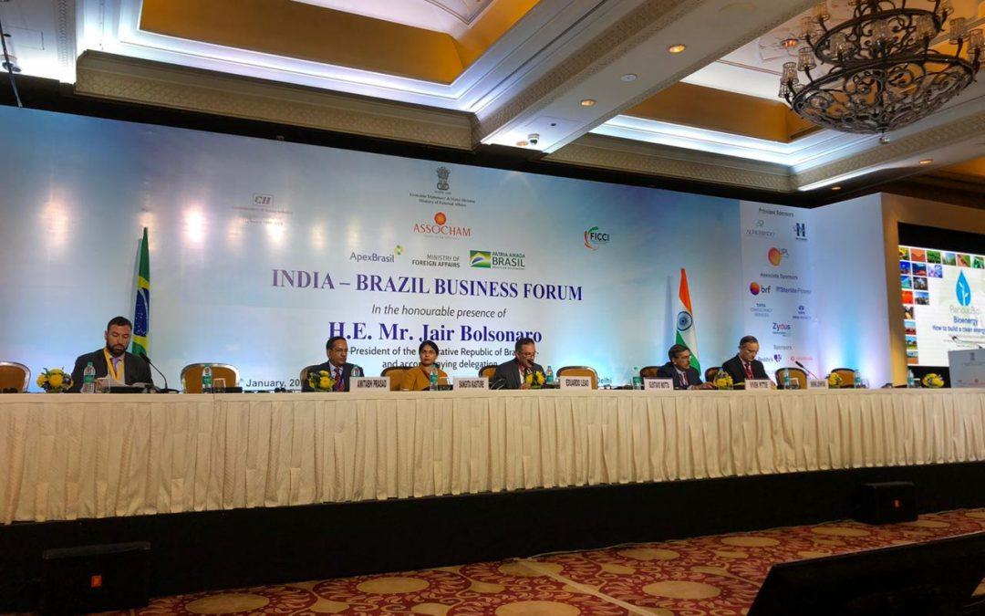 Etanol: missão presidencial à Índia termina com saldo positivo