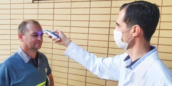 Usina Estiva adota medidas para combate ao Coronavírus