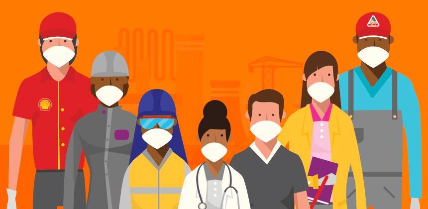 Raízen cria rede colaborativa para combater os impactos da pandemia