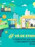 """Card #Vádeetanol """"O Combustível Que Acelera O Crescimento Econômico Do Brasil"""" Verde Unica"""