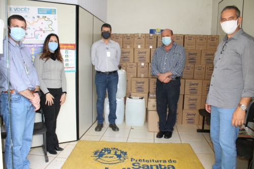 BP Bunge Bioenergia doa itens para combate à Covid-19