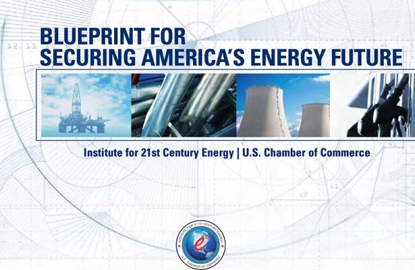 Blueprint For Securing America's Energy Future