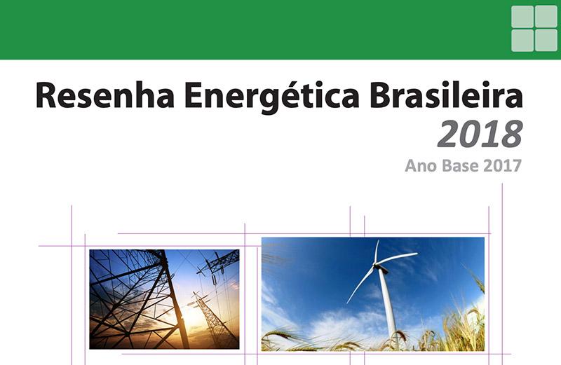 Resenha Energética Brasileira 2018