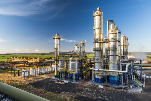 Usina sucroenergética Atvos