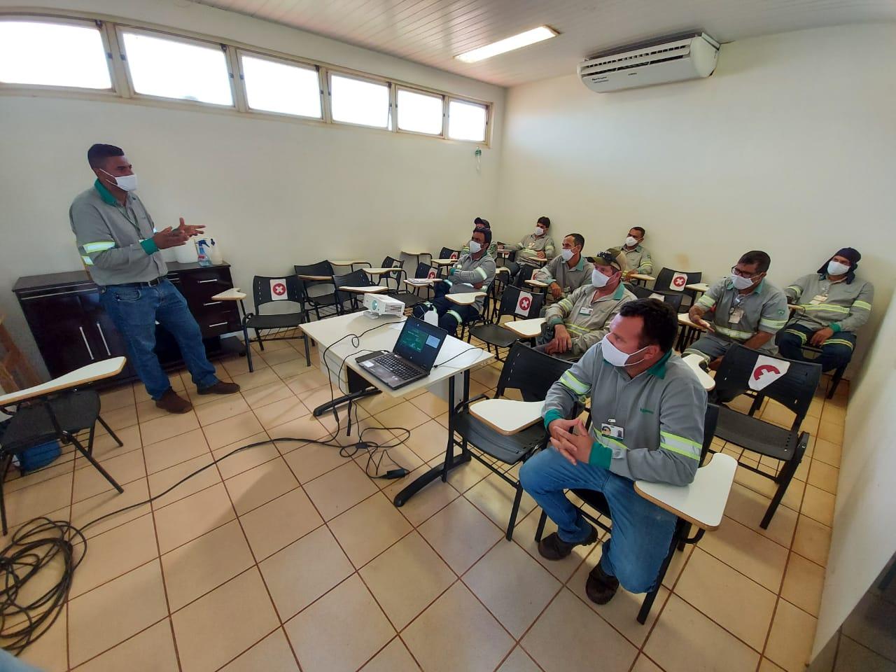 Biosev amplia programa de treinamentos colaborativos