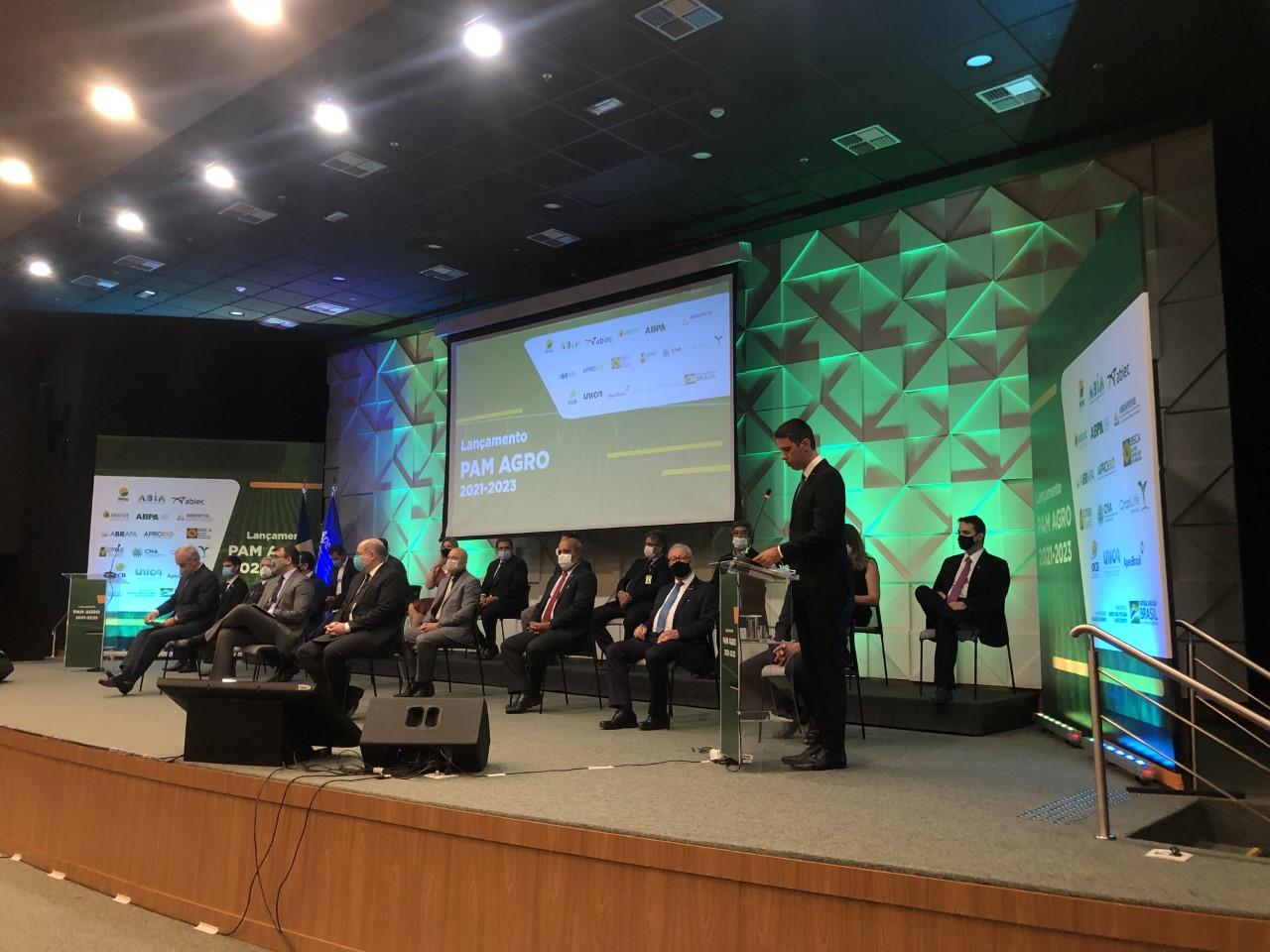 UNICA participa de lançamento de nova fase do PAM AGRO